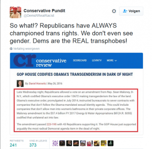 ConservativePunditTransgender